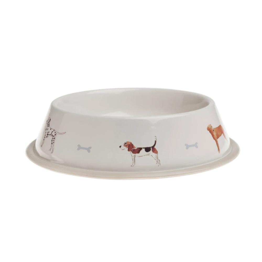 sophie allport woof dog bowl