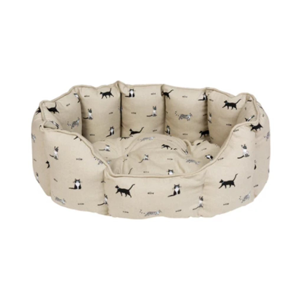 sophie allport small cat bed