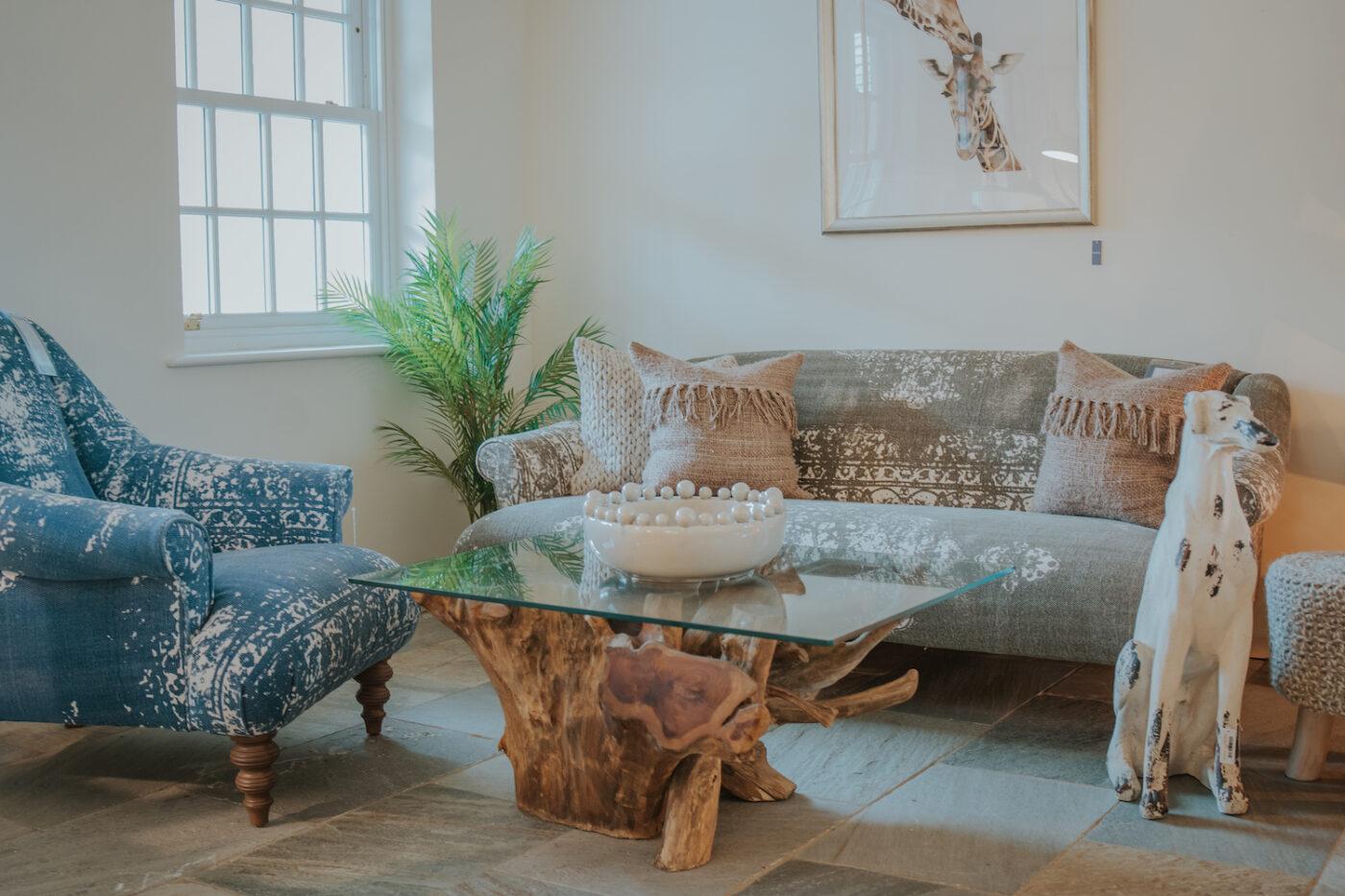 Jacaranda Sofa