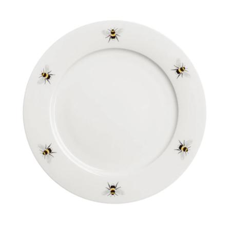 sophie allport bees dinner plate