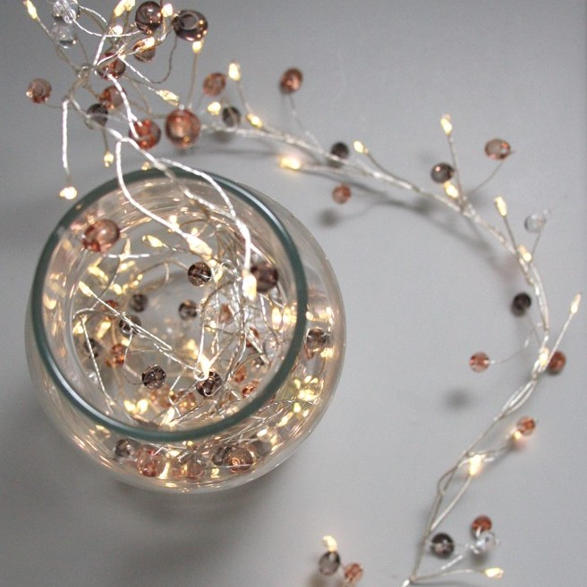coco cluster string lights